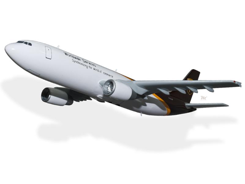 Airbus A380 Ups Model Private Amp Civilian 194 5 Planearts