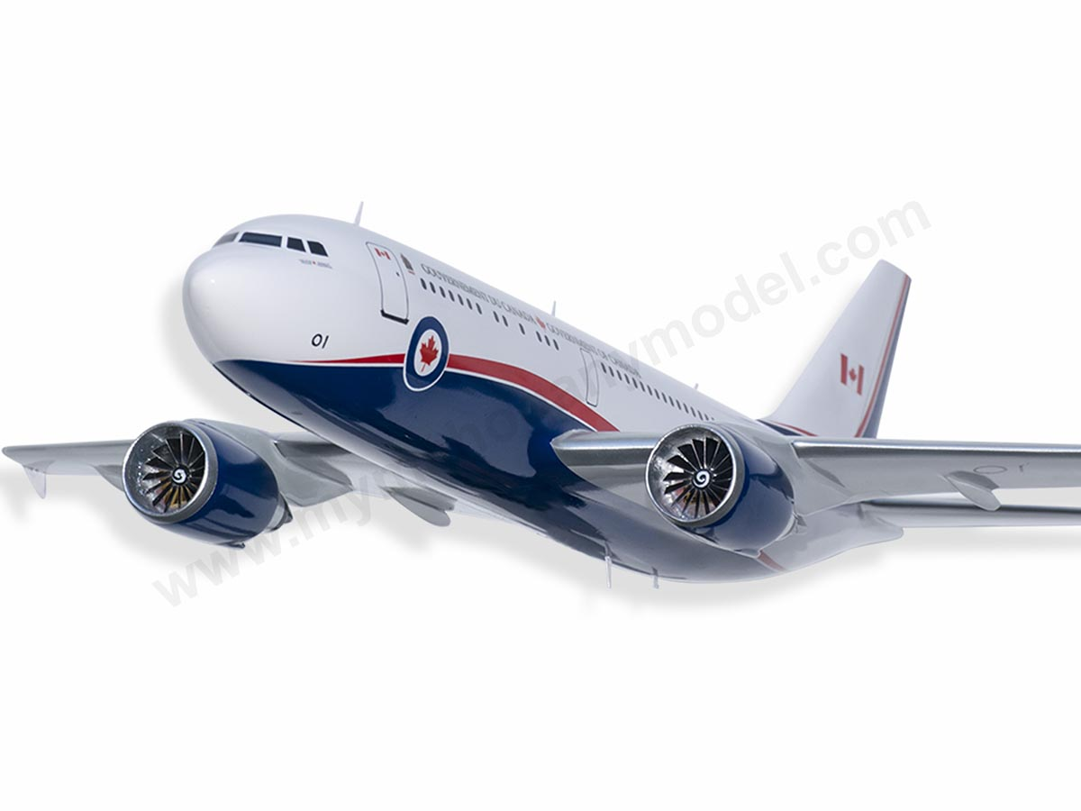 Airbus A310-304 RCAF 15001 Canadian Air Force One Model Military