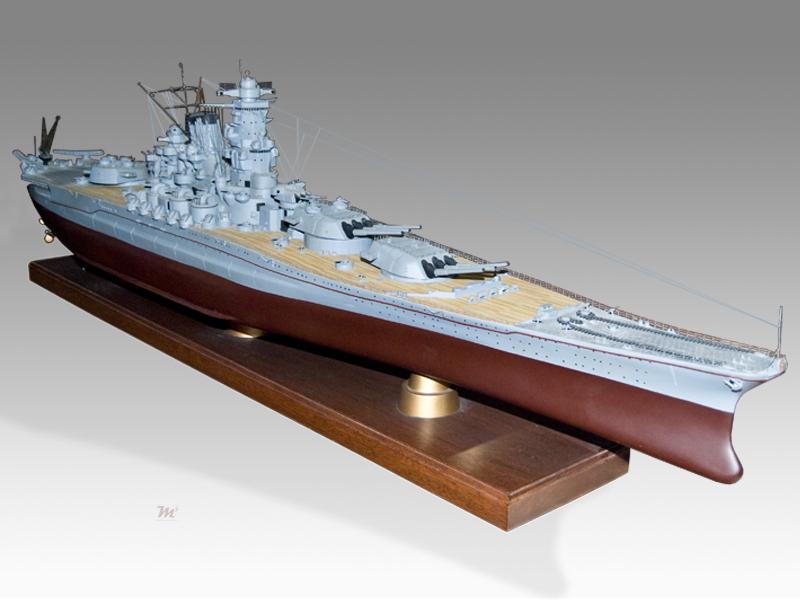 Yamato Battleship Model Boats, Ships & Submarines $834 00