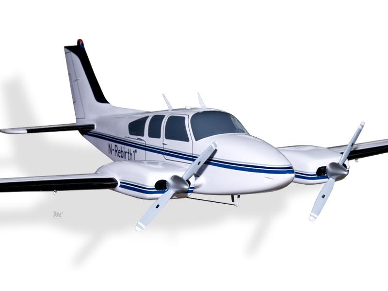 Beechcraft B55 Baron 3 Model Private & Civilian $194 50