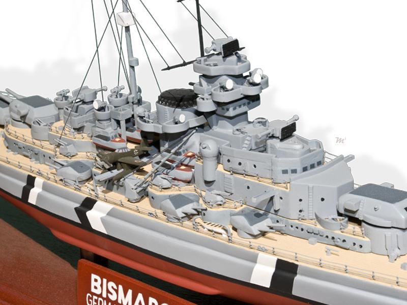 Bismarck Model Boats Ships Amp Submarines 714 00