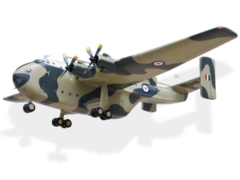 Blackburn Beverley RAF Transport Command Model Military Airplanes