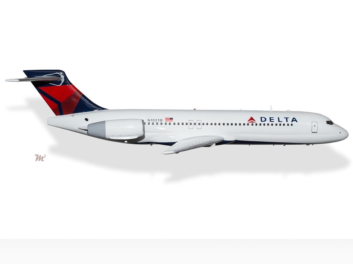 Boeing 717 Delta Airlines Model Private Amp Civilian 199 5