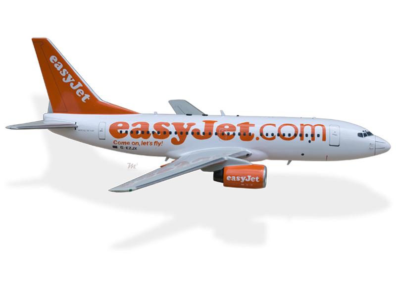 Boeing 737 700 Easyjet Model Private Amp Civilian 199 5