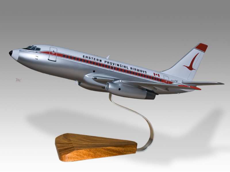 Boeing 737 200 Eastern Provincial Airlines Model Private