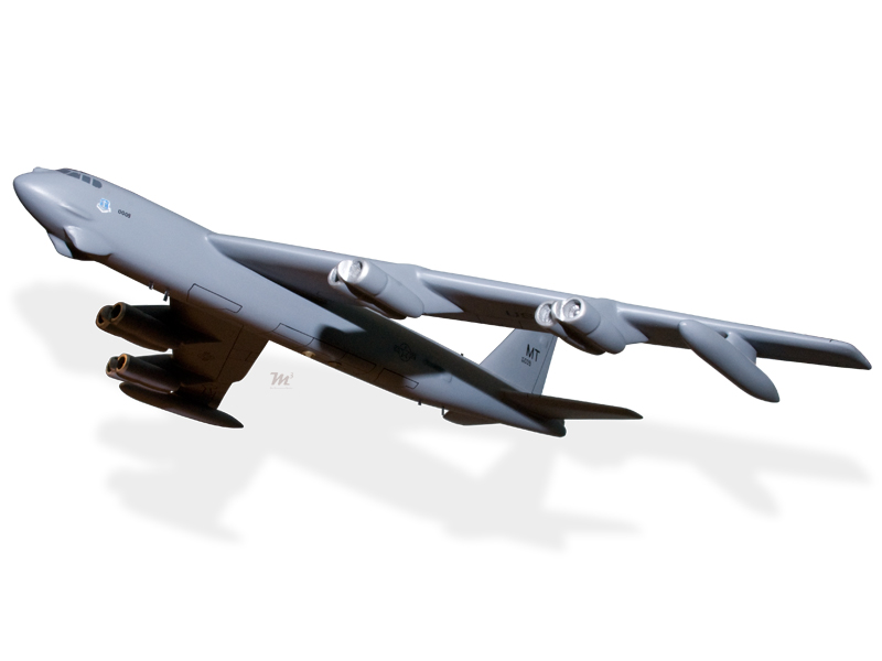 boeing b 52 h stratofortress usaf version 2 model military airplanes