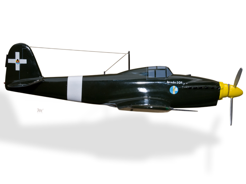 Breda 201 Model Military Airplanes - Propeller $194.50 ...