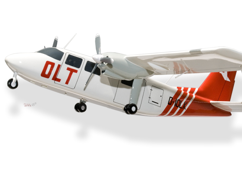Britten Norman BN-2 Islander OLT Model Private & Civilian