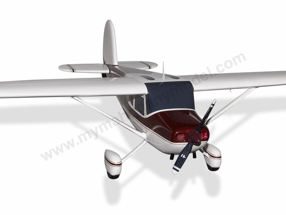 Cessna 140 140A Model Private & Civilian $194 50 MyMahoganyModels