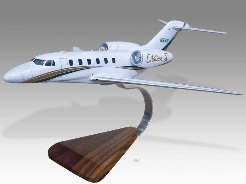 Cessna Citation X N53111 Model Private Civilian 194 50