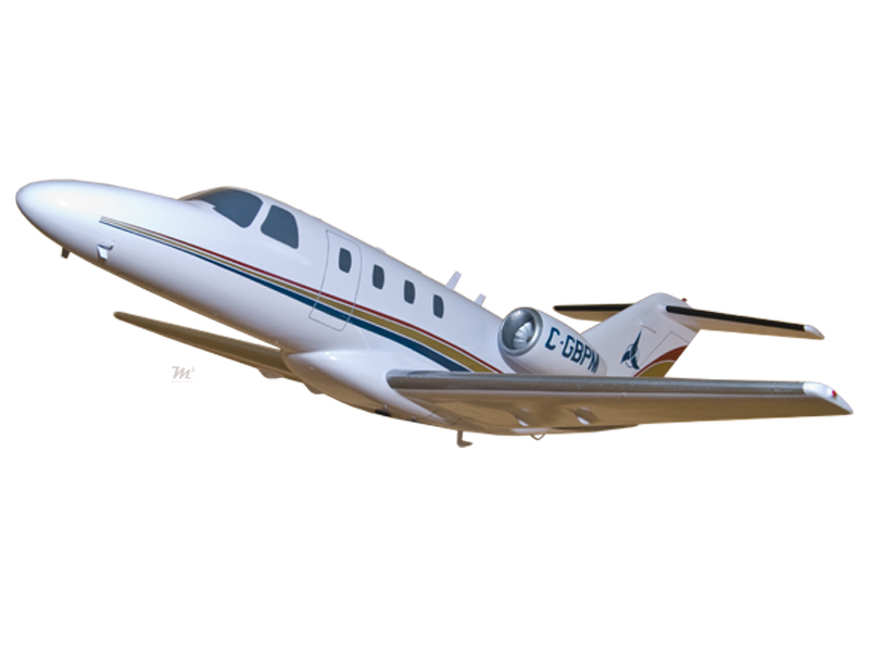Cessna Citation 525 Cj1 Model Private Civilian 194 50