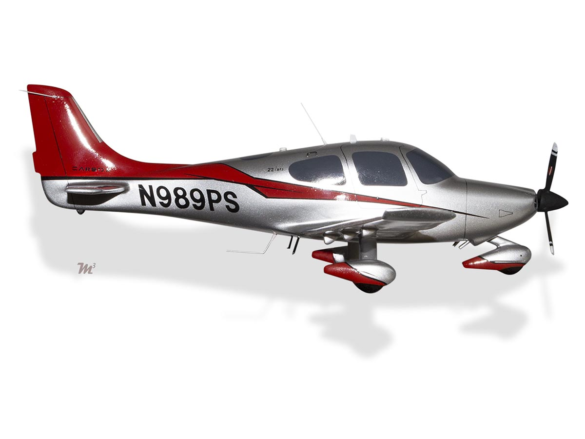 Cirrus Sr22 Gts Carbon Model Private Amp Civilian 194 50