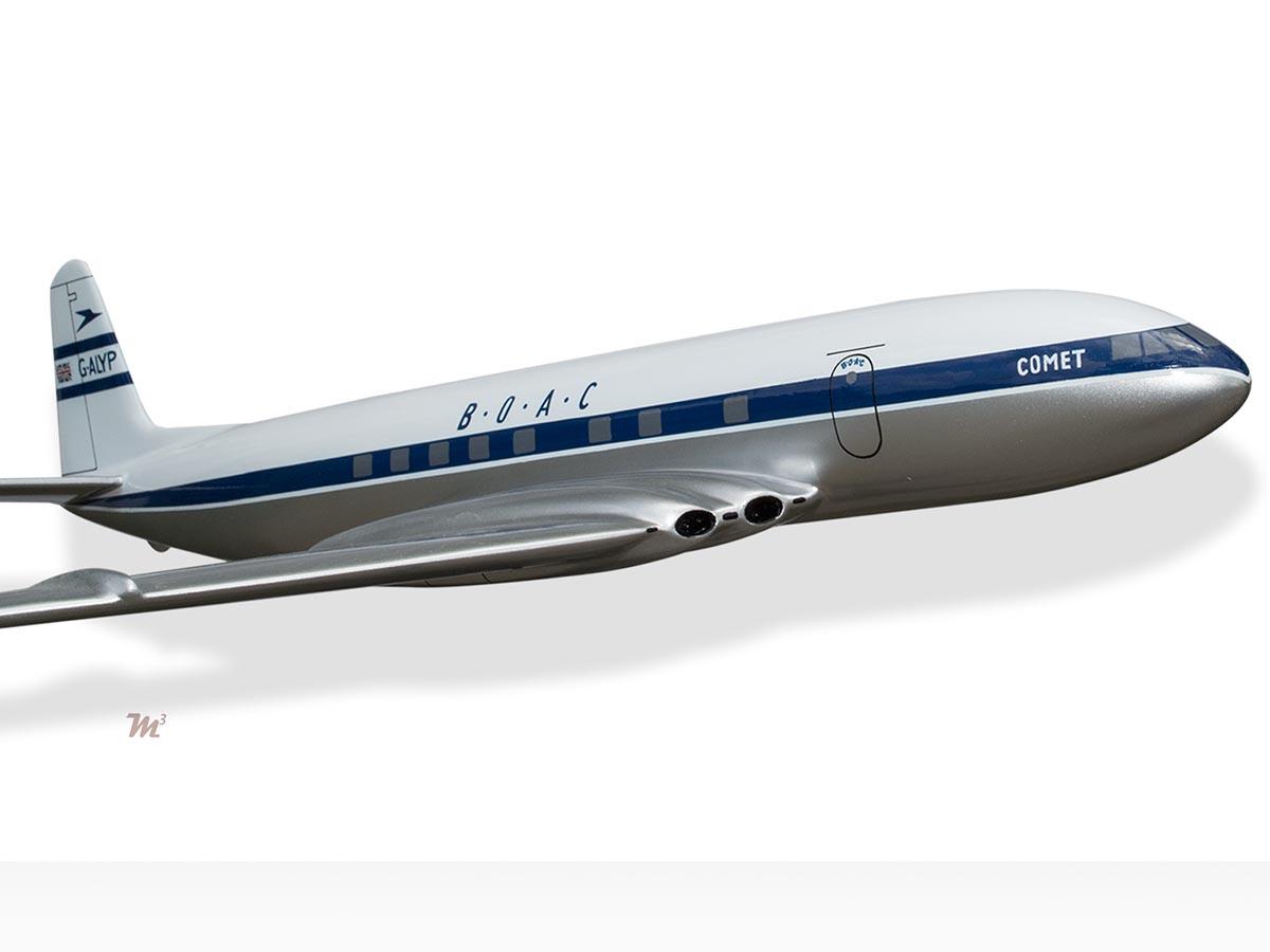 De Havilland Dh 106 Comet 1 Boac Model Private Amp Civilian