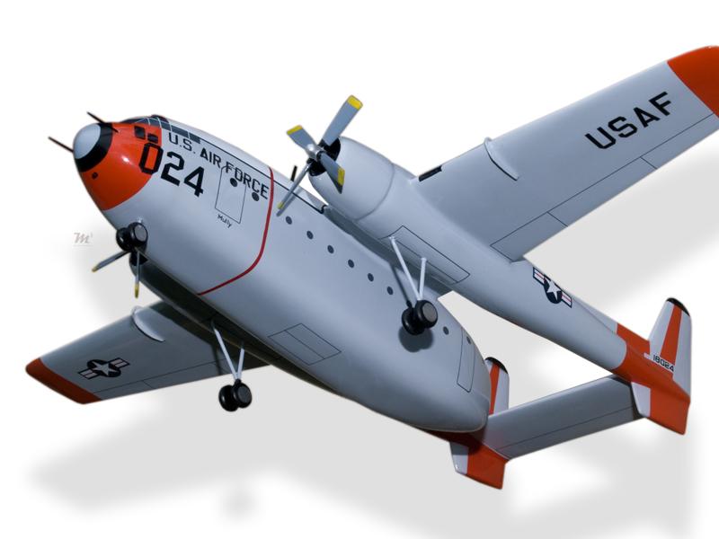 Fairchild C-119 Flying Boxcar USAF Model Military ...