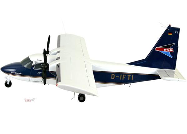 Britten Norman BN2 Islander Model Private & Civilian $194 50