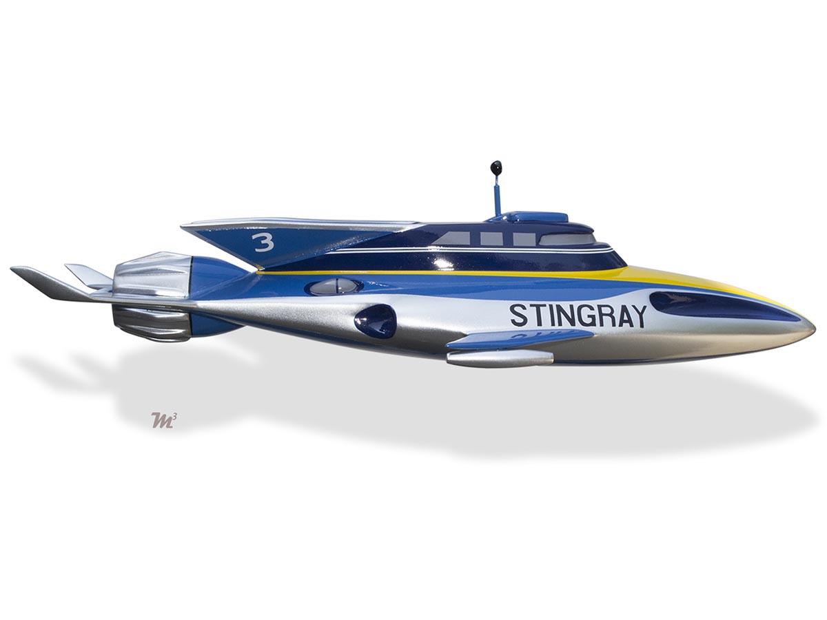 Gerry Anderson Thunderbird Thunderbirds Stingray Model