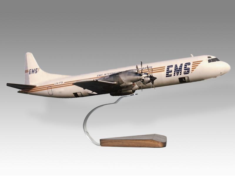Lockheed L-188 Electra EMS Model Private & Civilian $194 50