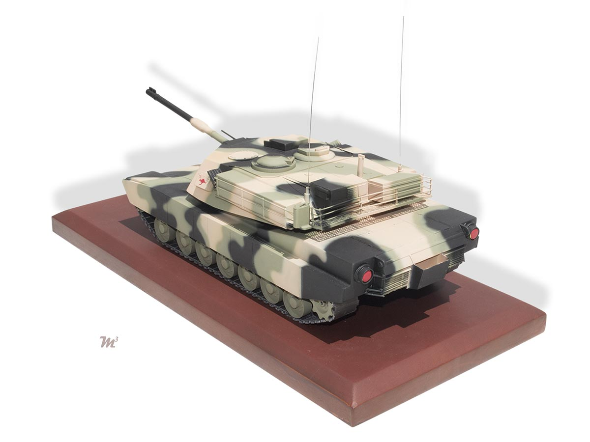 6fa320640b7f M1A1 AIM SA Abrams MBT TANK Australian Army Model Tanks   Armored ...
