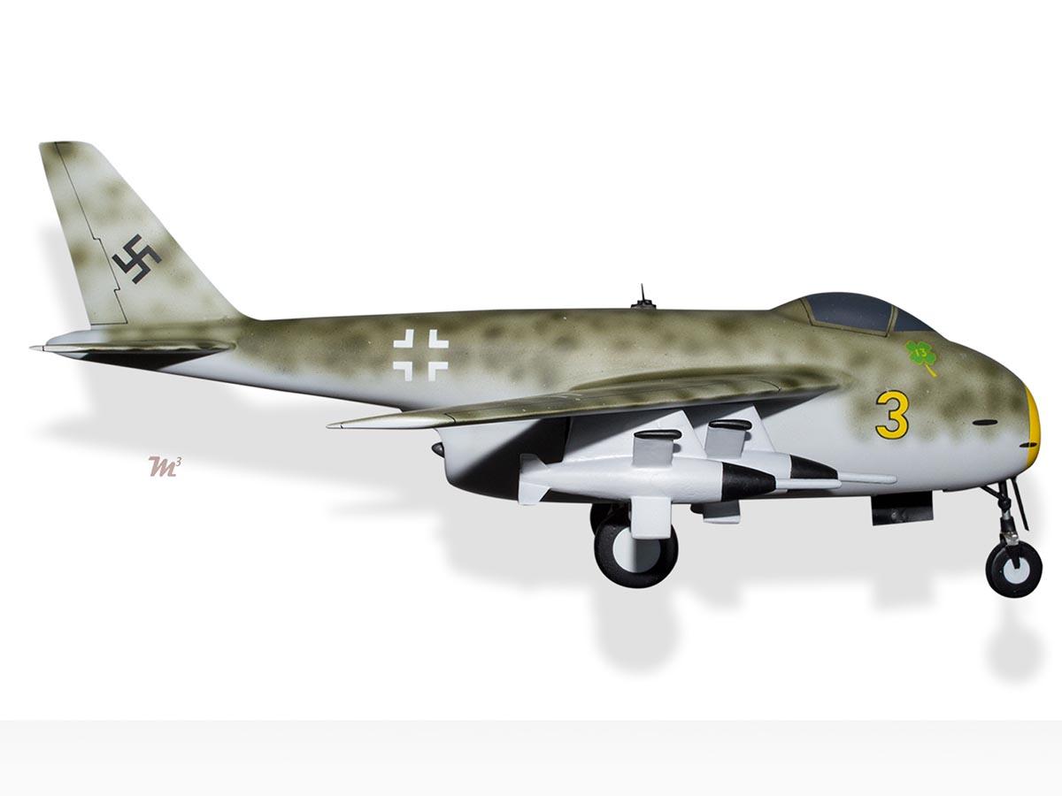 Messerschmitt Me P 1101 German Air Force Luftwaffe Model