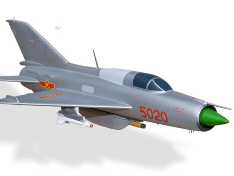 Mig 21 Pfm Vietnam Air Force Model Military Airplanes