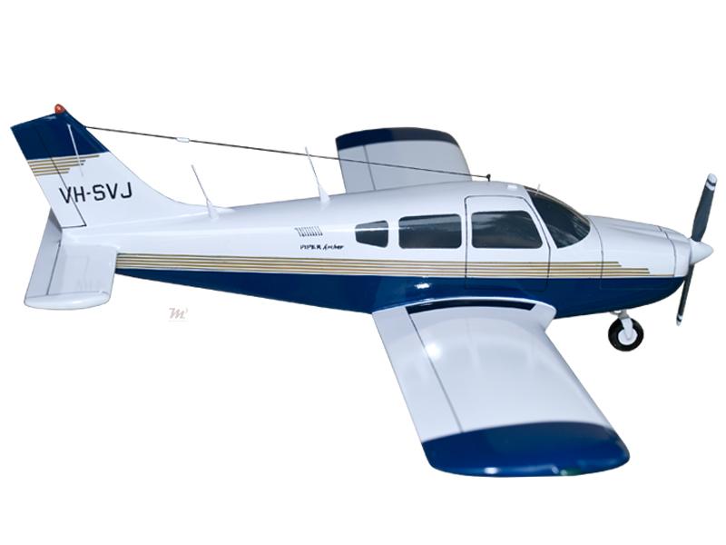 Piper Pa 28 180 Cherokee Archer Model Private Amp Civilian
