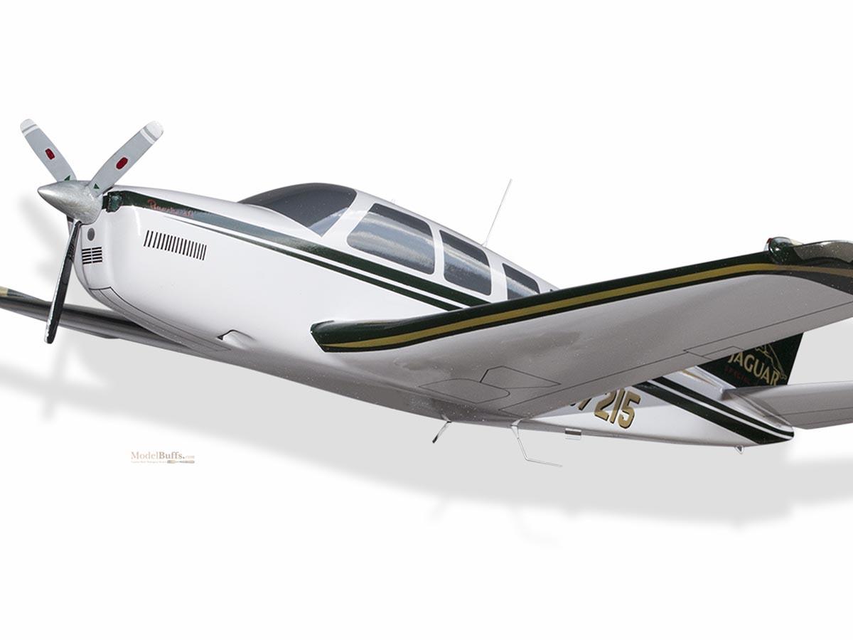 Beechcraft Bonanza A36 Jaguar Edition Model Private