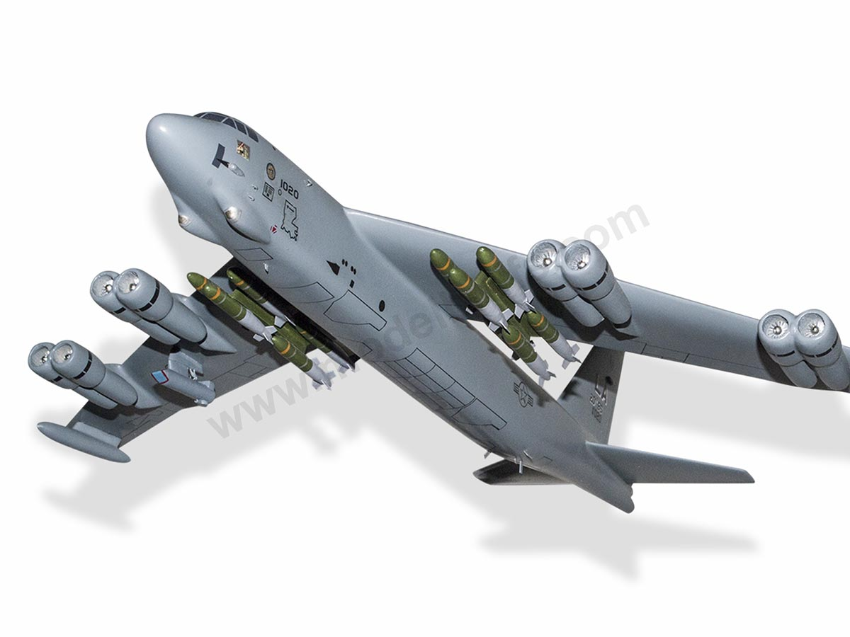 Military Vehicles For Sale >> Boeing B-52 Stratofortress USAF 61-0020 Model Military ...
