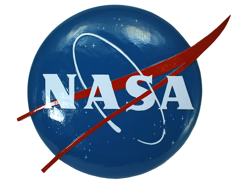 NASA Seal or Plaque Tail Shields & Flashes, Plaques ...