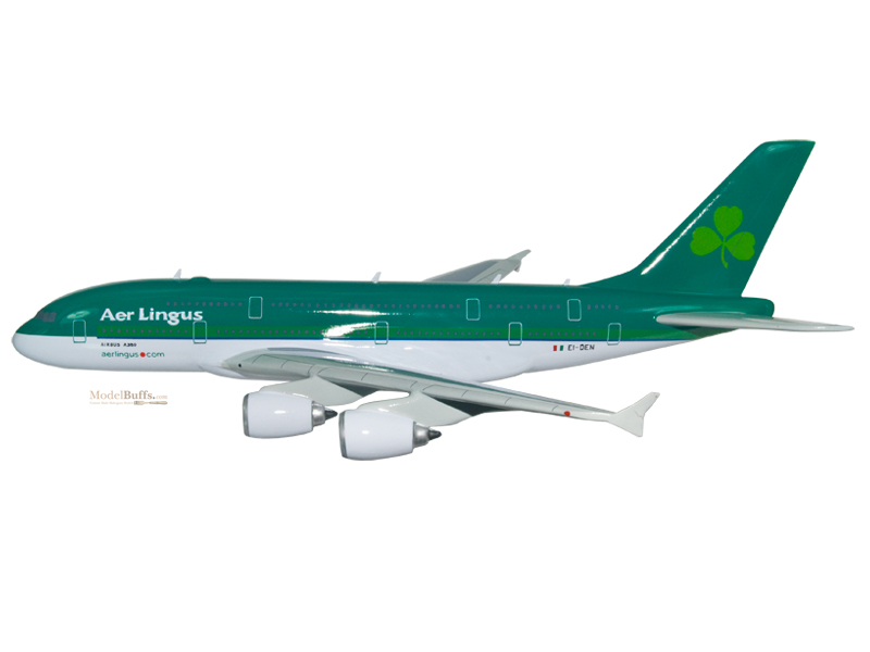 Airbus A380 Aer Lingus Model Private & Civilian $194 50 Modelbuffs