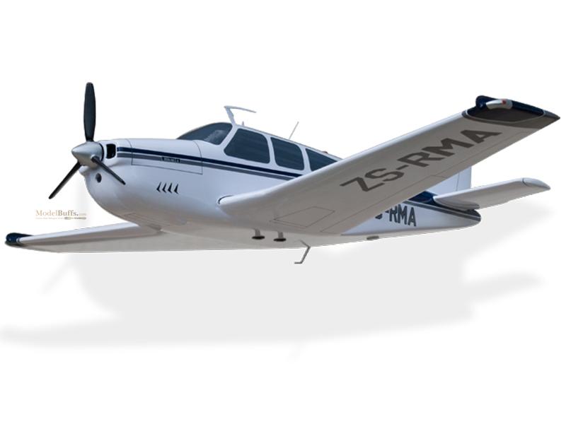 Beechcraft F33A Bonanza ZS-RMA Model Private & Civilian