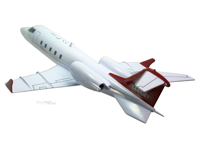 Bombardier learjet 60 model private civilian 19450 modelbuffs click malvernweather Choice Image