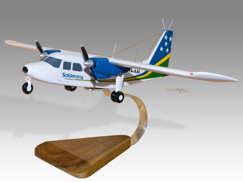 Britten Norman Islander BN-2 Solomon Island Airlines Model Private