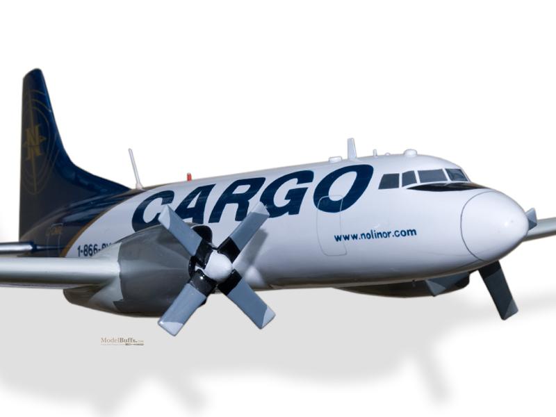 convair cv 580 nolinor cargo model private  u0026 civilian  194