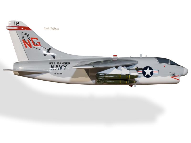 Military Tanks For Sale >> Ling Temco Vought A-7 Corsair II USS Ranger Navy Model ...