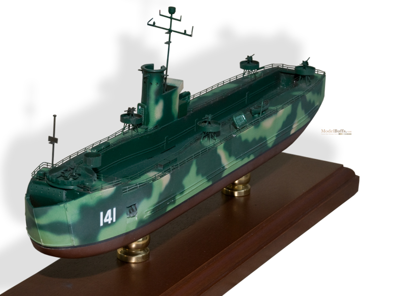 Armored Vehicles For Sale >> LSM-141 Landing Craft D Day Model Tanks & Armored Vehicles $270.00 Modelbuffs Custom Made ...